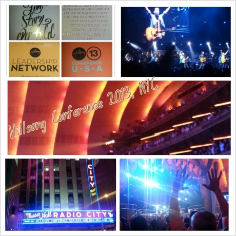 Hillsong Conference 2013 NYC
